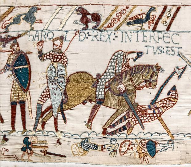 The Bayeux Tapestry – new findings