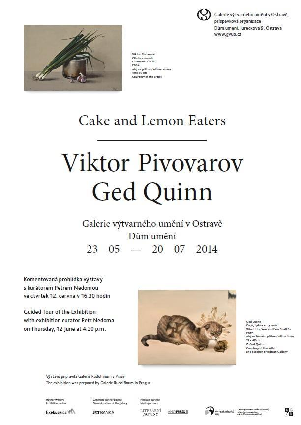 Viktor Pivovarov / Ged Quinn / Cake and Lemon Eaters