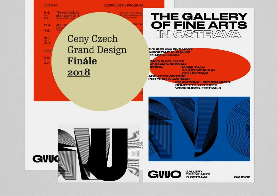 Czech Grand Design Awards 2018