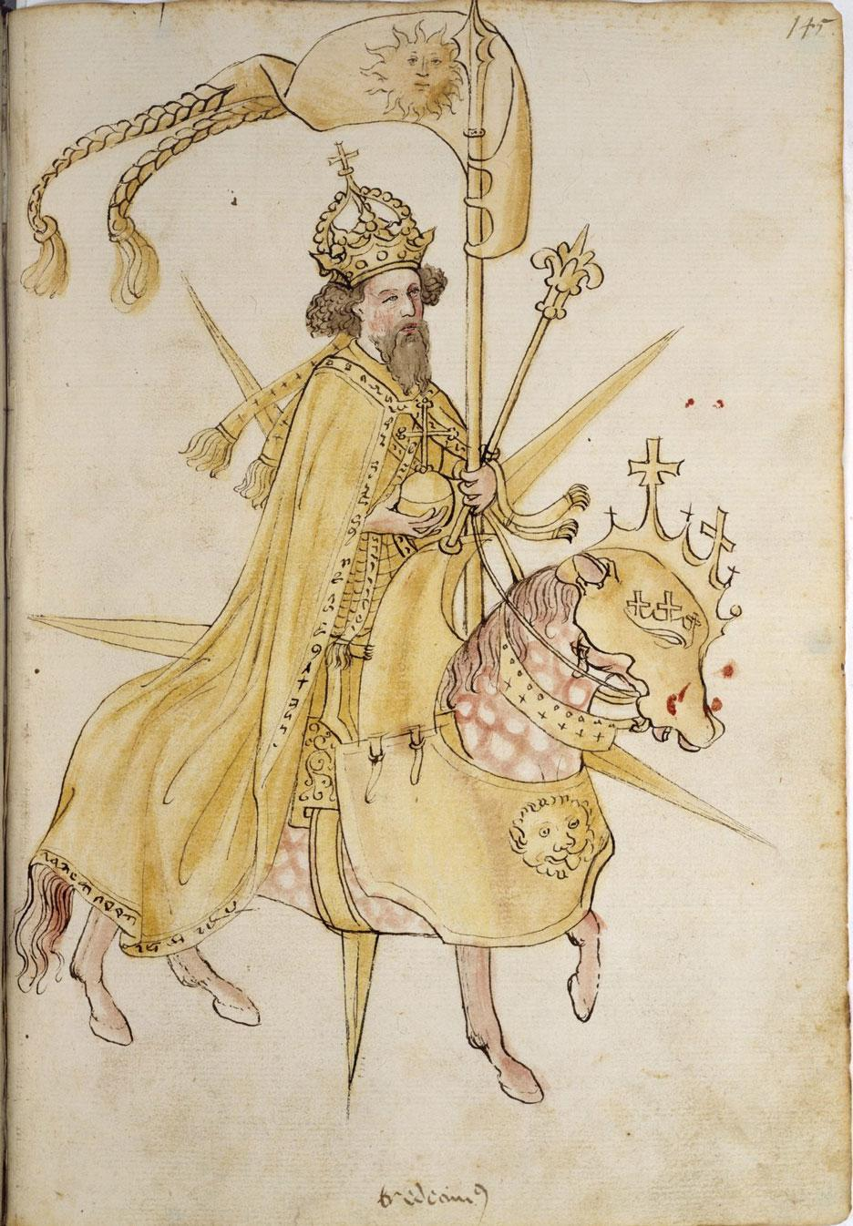 Familiar and unfamiliar depictions of Sigismund of Luxembourg. Lecture by Marek Zágora