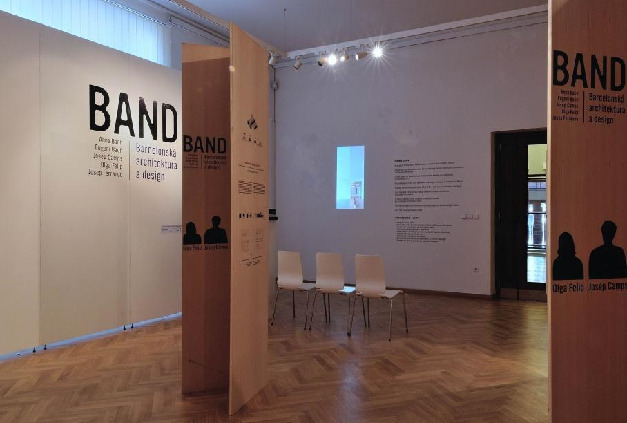 BAND / Barcelonská architektura a design